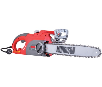 Morrison Electric Chainsaw